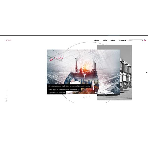 Изработка и оптимизация на сайт за Аис ООД